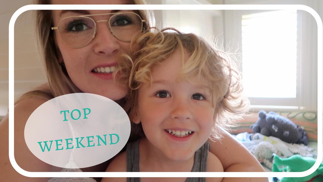 Top weekend, een tegenvaller en even kennis maken – Weekendvlog 15