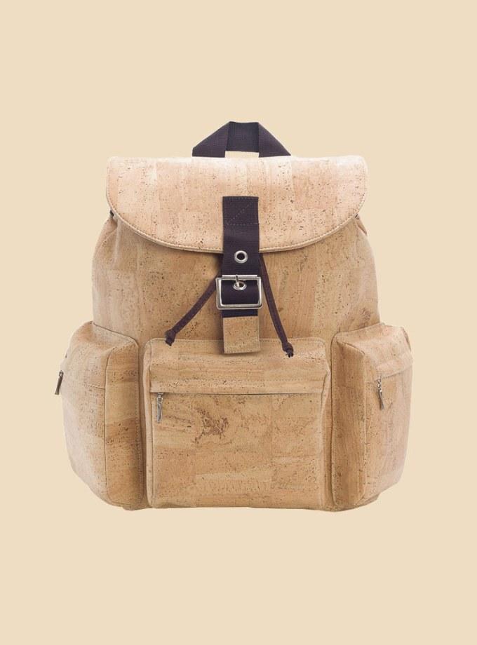 sac à dos de randonnée en liège modèle Gemini