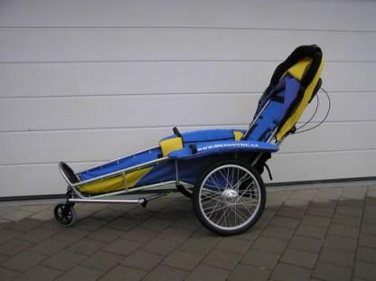Sport Buggy / Fahrradanhänger für erwachsene