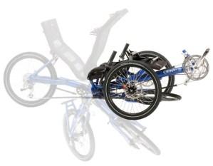 Gekko FX faltbares Dreirad