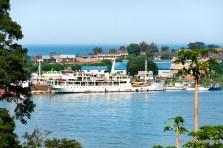 Die Liemba im Hafen von Kigoma, Foto/Copyright: Rolf G. Wackenberg