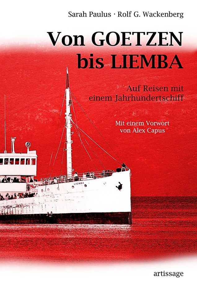 Von GOETZEN bis LIEMBA - Buchcover