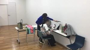 2018/12/9富士市朝霧の間でのメイクアップ講座