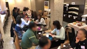2019/3/3焼津市くれたけインでの婚活パーティーの様子1