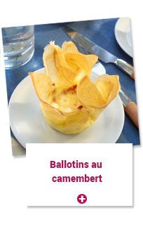 ballotins camembert