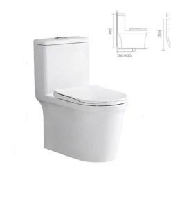 bệt vệ sinh model 8239