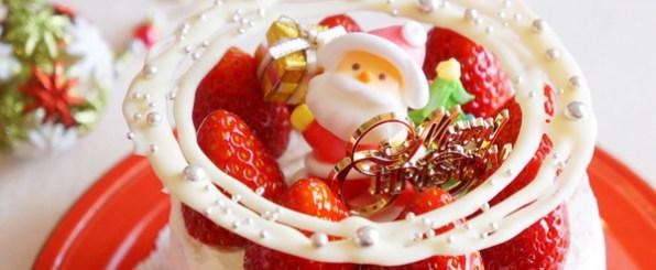 【予約開始急げ!】人気のクリスマスケーキ2014☆