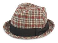 ハンサムハット,中折れハット,帽子,【CA4LA】MOD4MOD-13AW