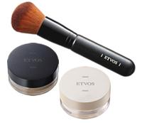 ETVOS(エトヴォス)のミネラルファンデーション-スターターキット,トライアル,おすすめ,口コミレビュー