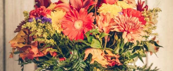 お花の癒し効果