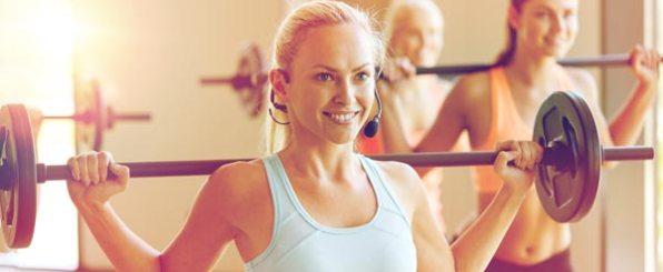 流行の筋肉女子!誰もが見とれちゃう筋肉をつけよう!
