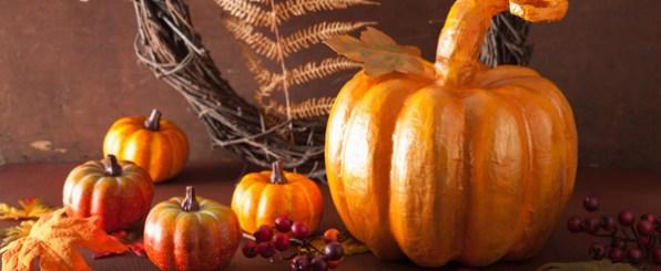 この秋はパンプキンカラーがキーワード!