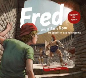 Cover Fred im alten Rom