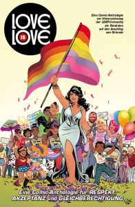 """Cover """"Love is Love"""""""