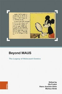 """Cover """"Beyond Maus"""""""