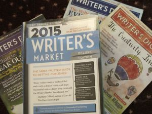 Picture of Writer's Market 2015