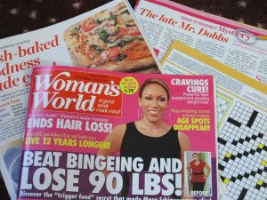 Picture of Woman's World Magazine