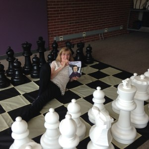 Chess at Ann Arbor Public Library