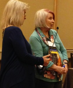 Desiree Holt at RMFW's Colorado Gold Conference