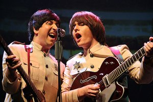 Love...The Beatles theatershow