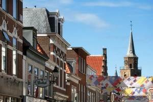 Bezoek het centrum van Scheveningen eens