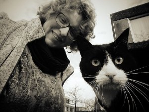 Doezel en Liesjbed selfie