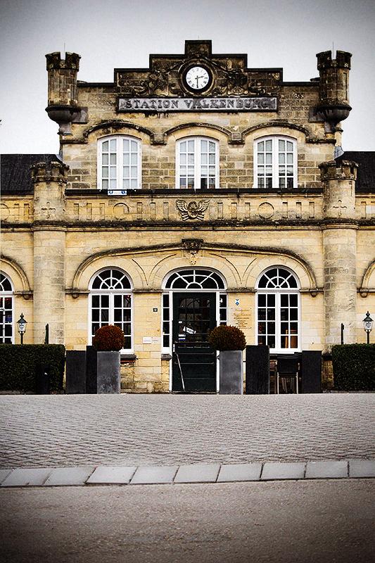 Fotoserie: Station Valkenburg
