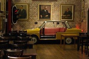 DAF Museum café