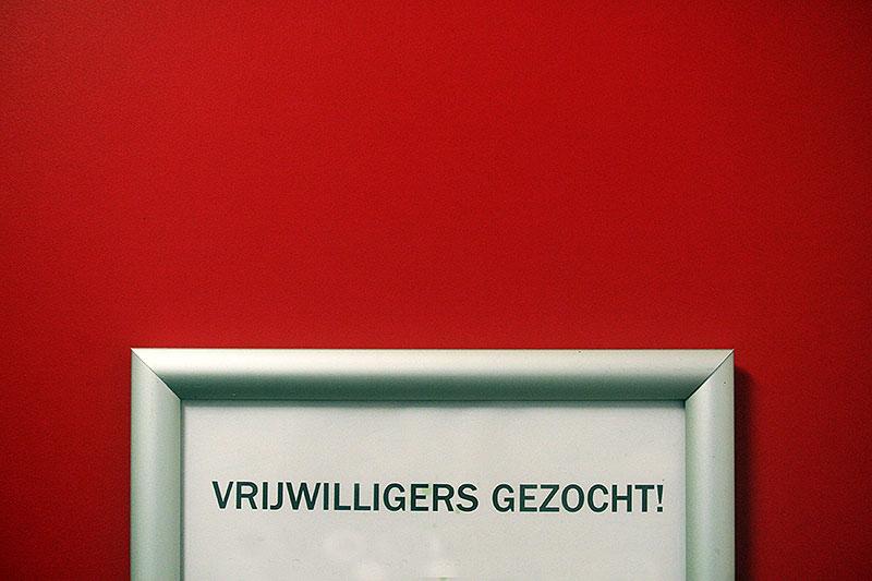 Vrijwilligerswerk is de nieuwe hobby van Nederland