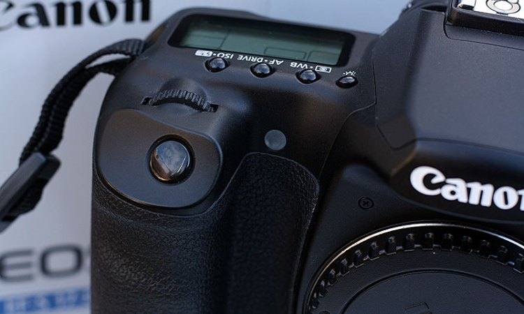 Nieuwe camera