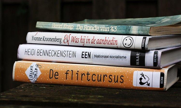 De boeken van de laatste tijd