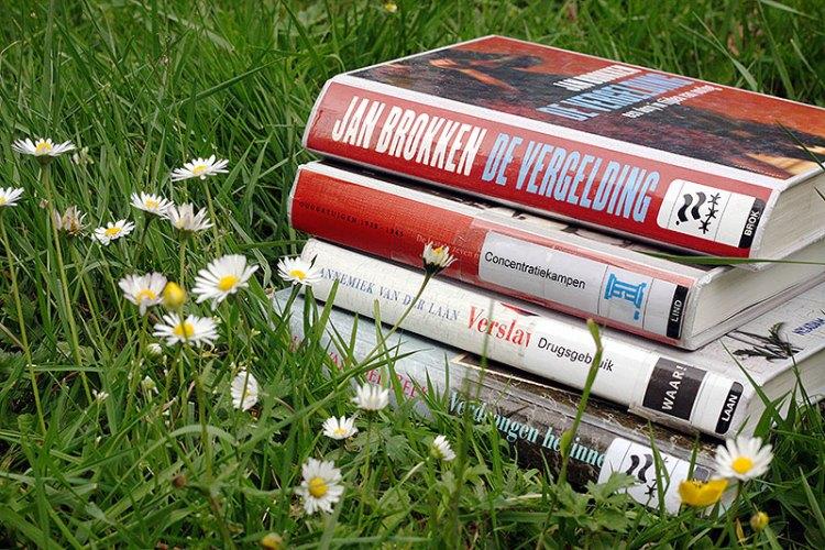 Deze boeken las ik de laatste twee weken