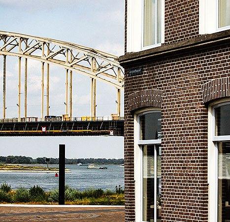 Het 30e corps in Nijmegen