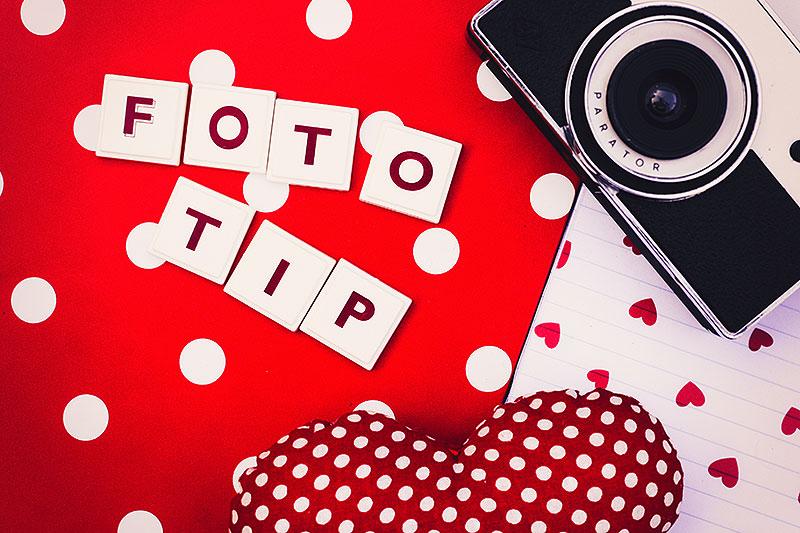 Flatlayfotografie