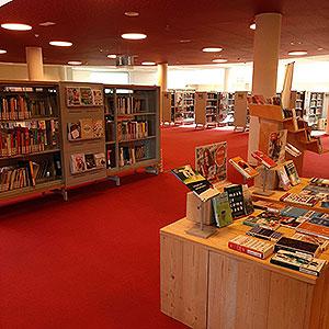 Extra bibliotheek
