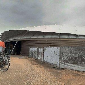 Het nieuwe museum Groesbeek