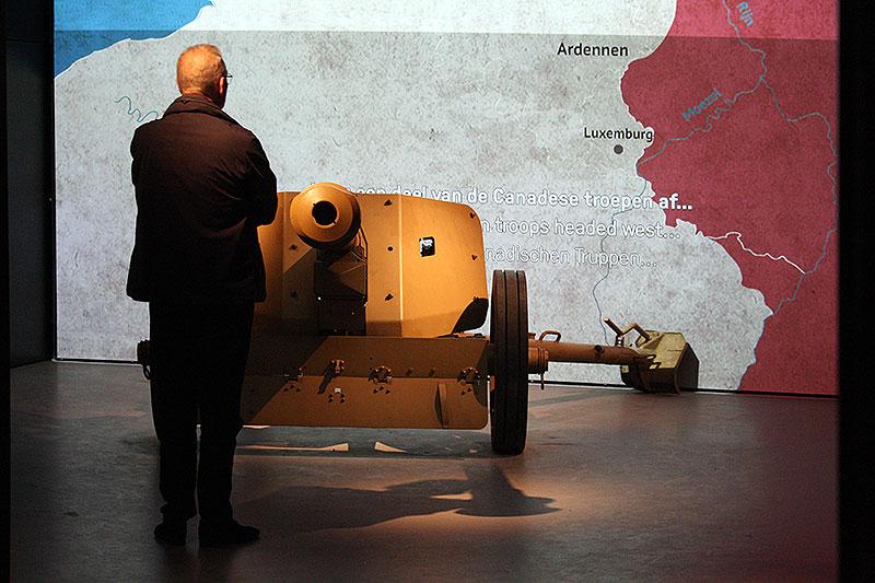 Het Vrijheidsmuseum Groesbeek