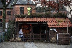 Kerststallenroute België