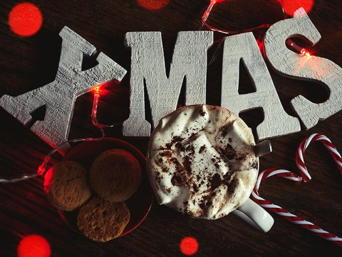 De kerst tag