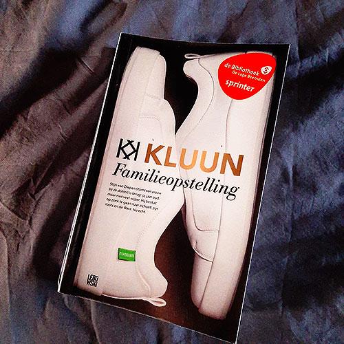Boek Kluun