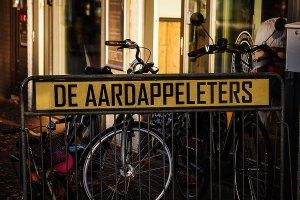Als een toerist in Nuenen