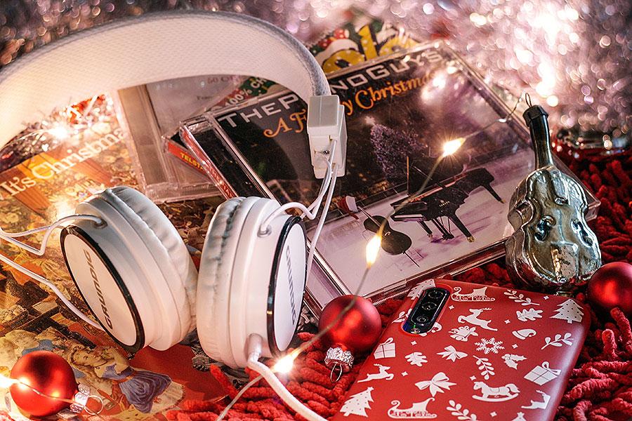 Kerstmuziek die niet om te kotsen is