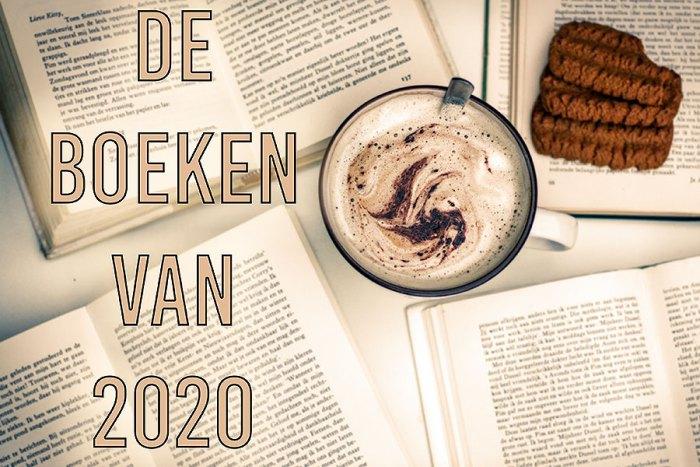 Gelezen boeken van 2020