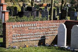 Geuzenmonument Emaus begraafplaats Vlaardingen