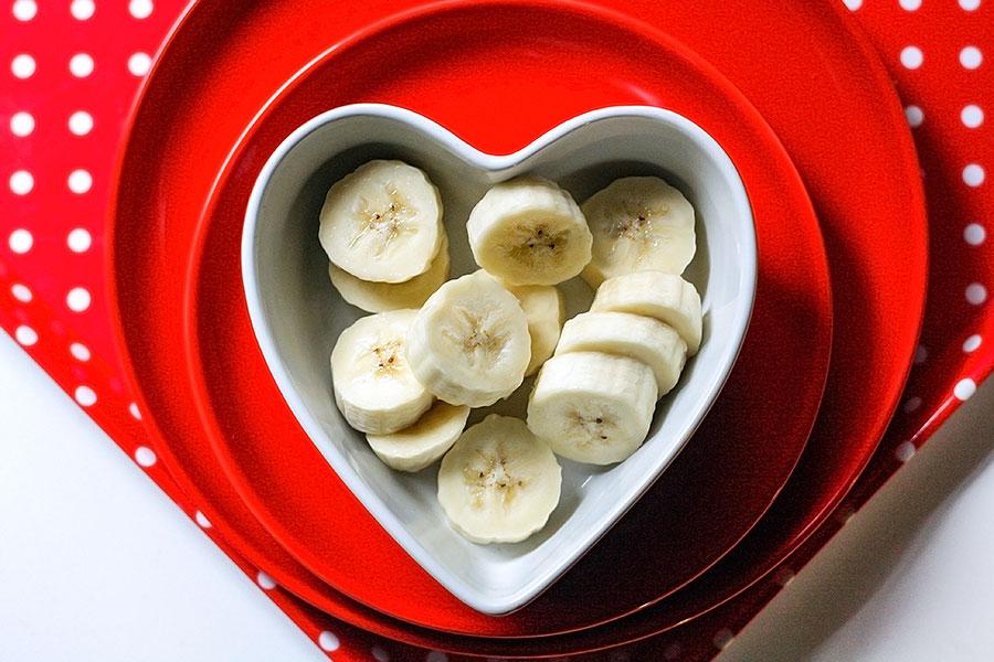 Ik eet elke dag een banaan en dit is wat het me bracht