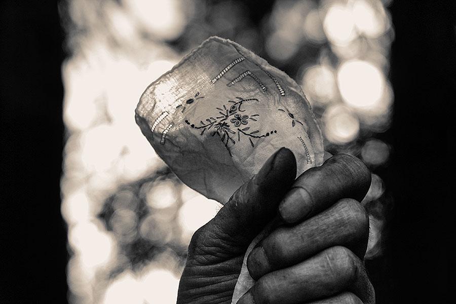 WO2 verhaal: De zakdoek