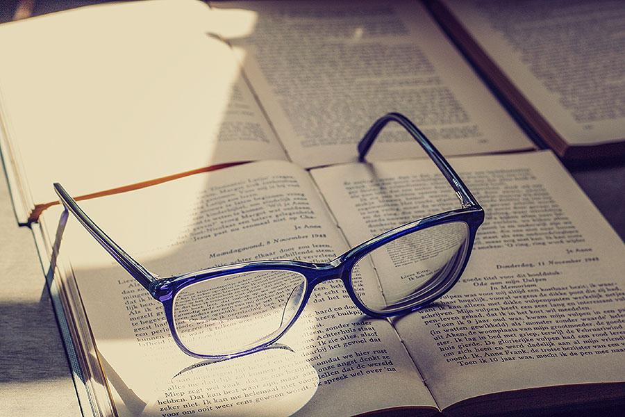 Eindelijk een nieuwe bril