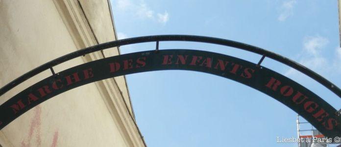 """The """"Marché des Enfants Rouges"""""""