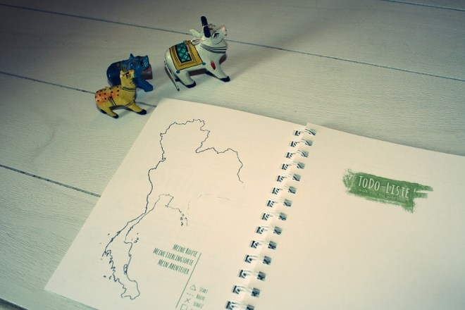 Journeybook Thailand