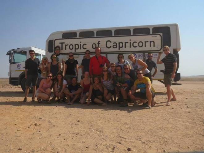 Gruppenreise, Namibia, G-Adventures